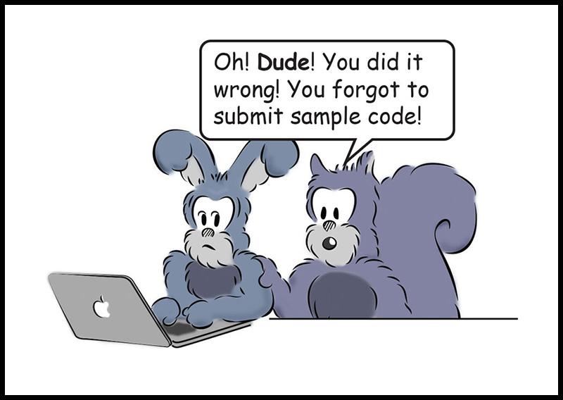 Stack Overflow Parody