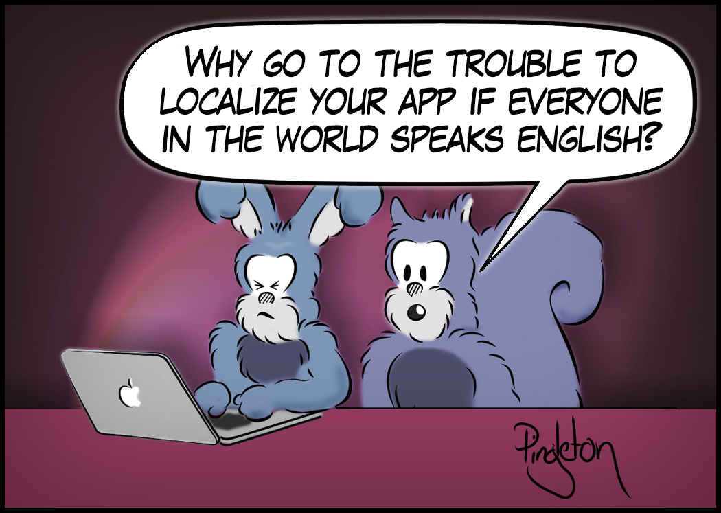 Why Localize Your App?